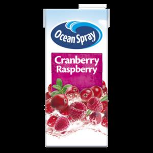 Χυμός Cranberry & Κόκκινο βατόμουρο Tetrapak 1lt