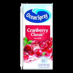 Χυμός Cranberry Classic Tetrapack 200ml
